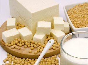 Tradicionalni sojini proizvodi, sojino mlijeko, ulje, brašno, sojine ljuskice, sojini medaljoni, tofu – sir od soje, te fermentirani: tempeh, miso pasta, natto i sojini umaci – shoyu i tamari – lako su probavljivi, cjeloviti proizvodi, čijim konzumiranjem dobivate najbolje od soje.