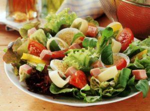 Salate su izuzetno zdrave i okrepljujuće.