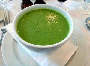 Krem juha od koprive