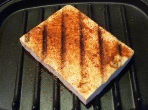 Tofu na grilu