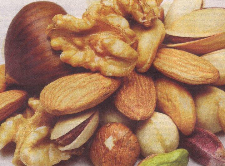 Orašasti plodovi i ledeni deserti