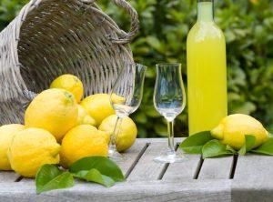 Najbolji domaći likeri - limoncello