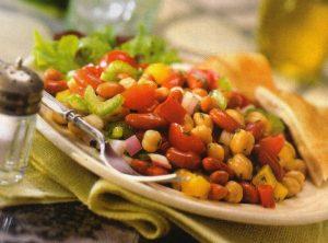 Ljetna salata od graha