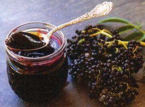 Marmelada od bobica bazge