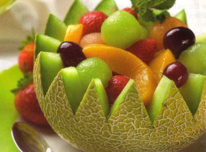 Lagana voćna salata