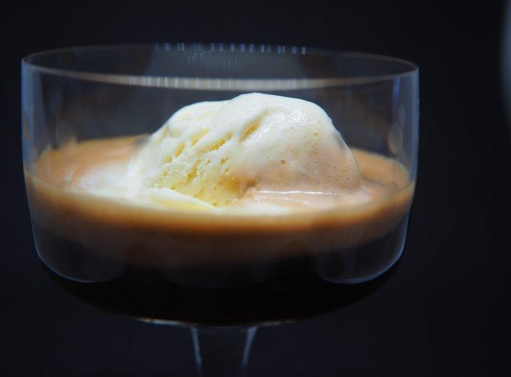 Ledena kava - poslastica prava