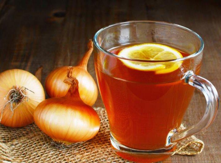 Ljekovita priroda: Čaj od luka