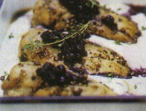 Borovnice na jelovniku: Pileća prsa s borovnicama