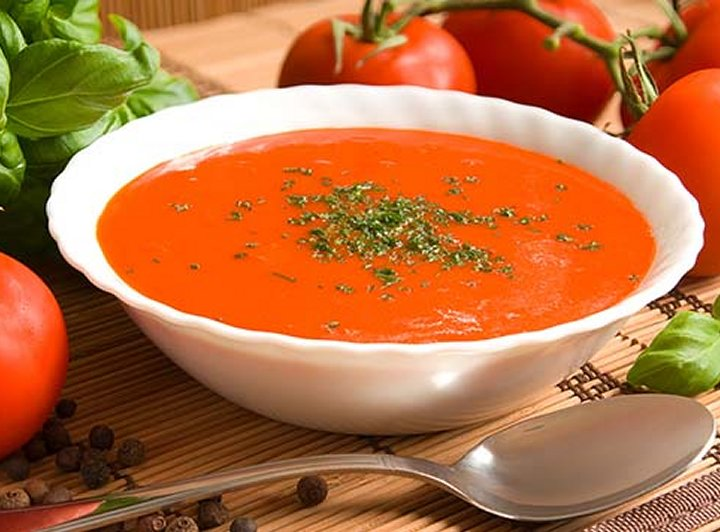 Juha od rajčice jedna je od onih koje najbolje zasite i opuste.
